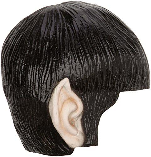 Rubie 's Star Trek Classic Spock Vinyl Perücke mit Ohren Fancy Kleid Einheitsgröße