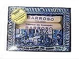 Pack de 3 Paquetes de Pasta de Mazapán para Sopa de Almendra. Calidad Suprema. Mazapanes Barroso. 3 Unidades. 100 gramos cada paquete. Incluye Receta Sopa de Almendra.