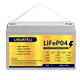 Best Rv Deep Cycle Batteries - LISUATELI 12V 100Ah Lifepo4 lithium batteries Up to Review