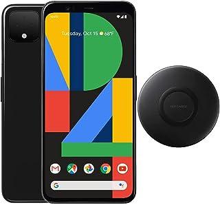 "Google Pixel 4 (64GB, 4GB) 5.7"", IP68 Water Resistant, Snapdragon 855, GSM/CDMA Factory Unlocked (AT&T/T-Mobile/Verizon/St..."