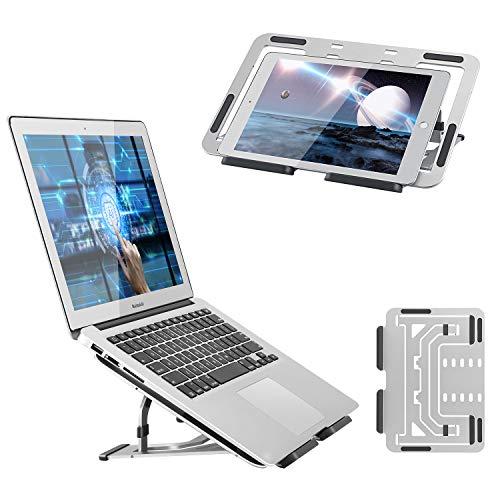 Laptop Ständer, OCDAY Notebook Ständer für MacBook Pro/Air HP, MateBook, Lenovo alle 10