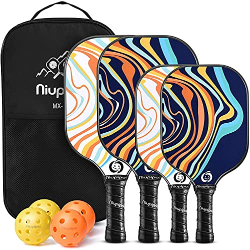 niupipo Pickleball Paddles for the Whole Family review