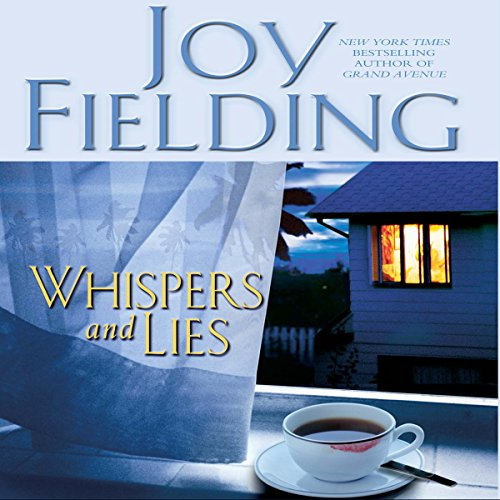 Whispers and Lies audiobook cover art