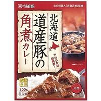 斉藤正美監修 北海道道産豚の角煮カレー 200g