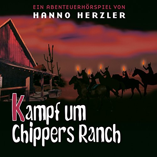 Kampf um Chippers Ranch audiobook cover art