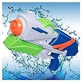 MOZOOSON 1.2L Water Gun for Kids Big Water Guns with Long Range for Kids Boys Squirt Gun Pistol...