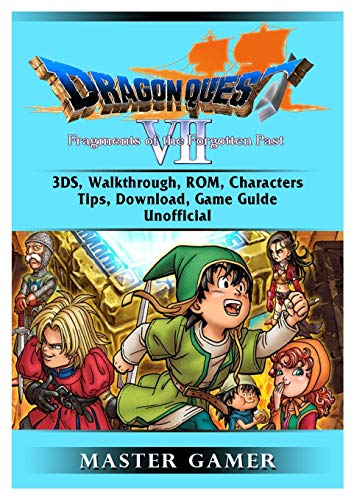 Gamer, M: Dragon Quest VII Fragments of a Forgotten Past, 3D