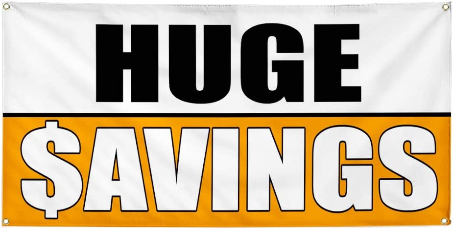 Ghost Aged Rust Heavy-Duty Outdoor Vinyl Banner CGSignLab Black Friday Sale 12x4
