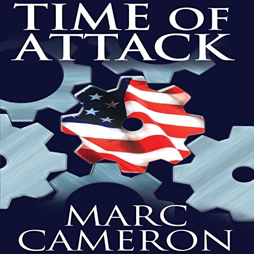 Time of Attack audiobook cover art