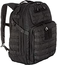 5.11 Tactical RUSH24 Military Backpack, Molle Bag Rucksack Pack, 37 Liter