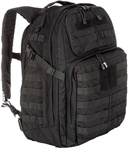 5.11 Tactical RUSH24 Military Backpack, Molle Bag Rucksack Pack, 37...