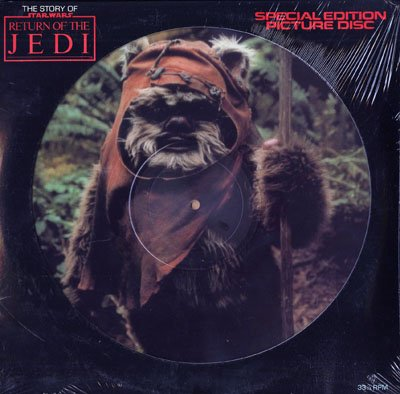 Return Of The Jedi Special Edition Picture Disc