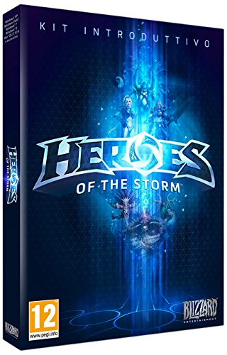 PC HEROES OF THE STORM