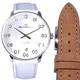 MeisterSinger Neo Q NQ201G Reloj de Pulsera para mujeres Con pulsera adicional