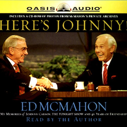 Here's Johnny! audiobook cover art