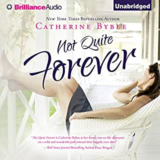 Not Quite Forever     Not Quite Series, Book 4              By:                                                                                                                                 Catherine Bybee                               Narrated by:                                                                                                                                 Amy McFadden                      Length: 9 hrs and 9 mins     1,258 ratings     Overall 4.6