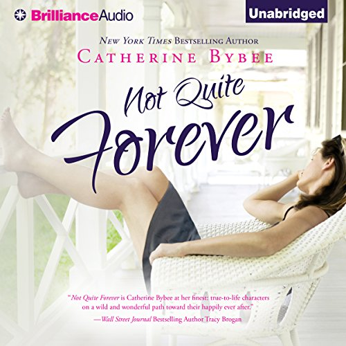 Not Quite Forever audiobook cover art