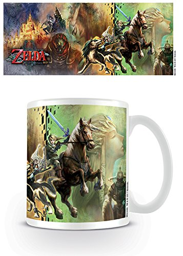 The Legend of Zelda Twilight Princess HD Tasse Standard