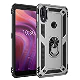 TANYO Case Compatible with Alcatel 3V 2019, [Ring bracket