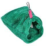 AzsfUfsa53 Small Pets Supplies Hamster Bird Hedgehog Squirrel Nest Small Animal Sleeping Bag Bed Pet Supplies...