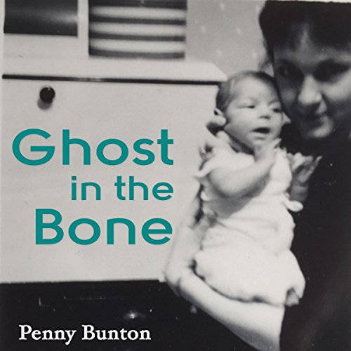 Ghost in the Bone audiobook cover art