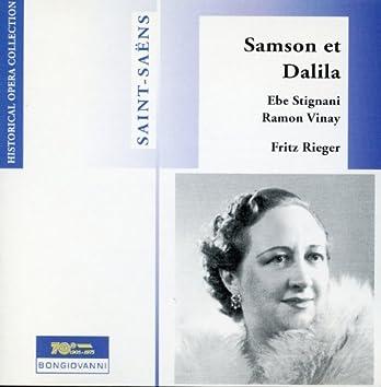 Saint-Saens: Sansone et Dalila (1950, 1955)