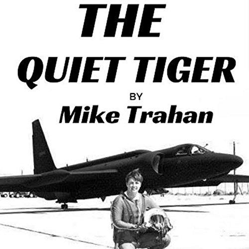 The Quiet Tiger audiobook cover art
