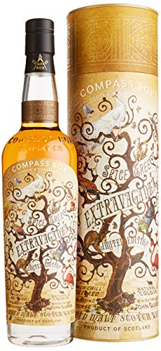 Compass Box SPICE TREE EXTRAVAGANZA Limited Edition Whisky (1 x 0.7 l)