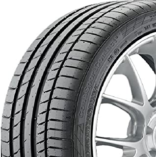 Continental ContiSportContact 5 Radial Tire - 265/45R20 108Y