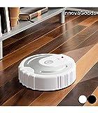 InnovaGoods IG117322 Robot Mopa, Negro