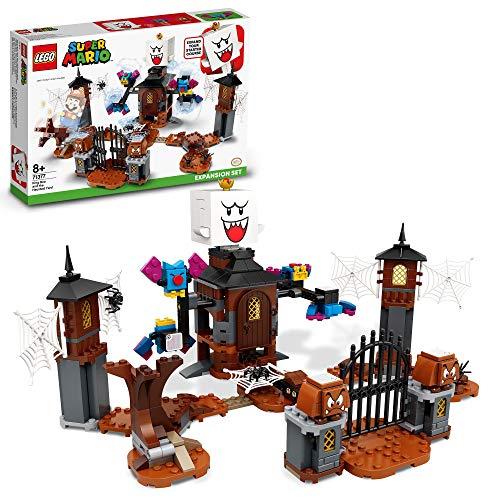 LEGO 71377 SUPER Mario King Boo and The Haunted Yard
