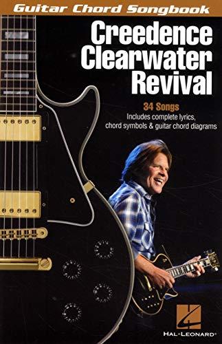 Creedence Clearwater Revival: Guitar Chord Songbook: Songbook für Gitarre