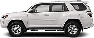 Dawn Enterprises CF2-4RUN Chromeline Body Side Molding Compatible with Toyota 4Runner - Super White (040)