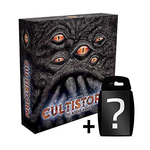 Heidelbär Cultistorm Basegame - ENGLISCH | Set inkl. Kartenspiel