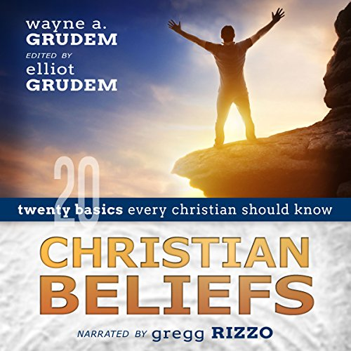 Christian Beliefs  By  cover art