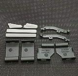 Per X3 E83 X5 E53 tettuccio apribile Sunroof Set 10 pezzi guida