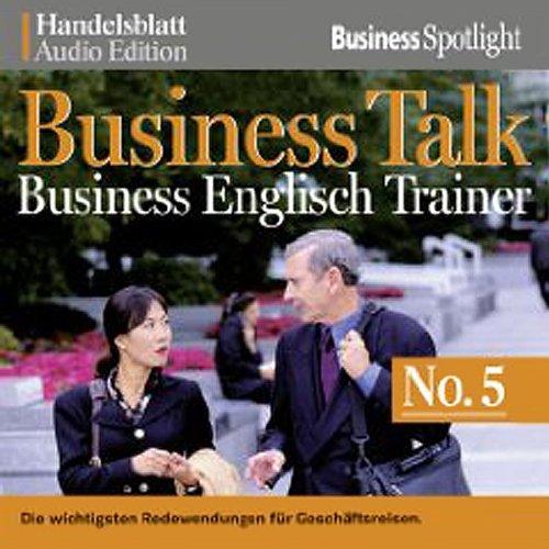 Business Talk English Vol. 5 Titelbild