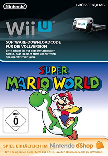 Super Mario World [Wii U Download Code]