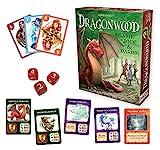 Gamewright Dragonwood A Game of Dice & Daring Board Game...