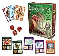 GameWright ボードゲーム Dragonwood A Game of Dice Daring [並行輸入品]