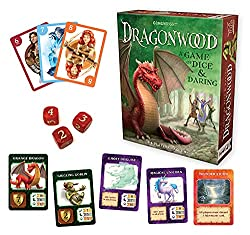 Purchase Dragonwood: A Game of Dice and Daring Board Game