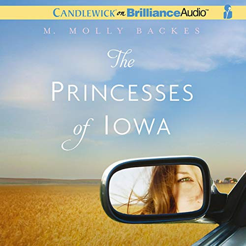 The Princesses of Iowa audiobook cover art