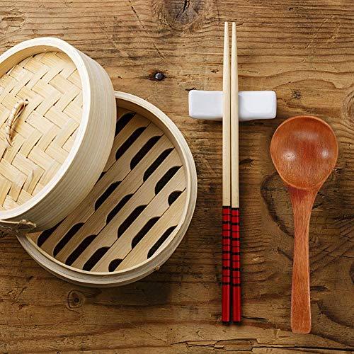 Träspackel med ett långt handtag, träsked, för en hemrestaurang(Tawny spoon)