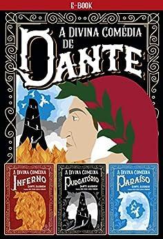 A Divina Comédia (Clássicos da literatura mundial) por [Dante Alighieri, José Pedro Xavier Pinheiro]