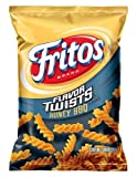 FRITOS® FLAVOR TWISTS® Honey BBQ Flavored Corn Chips …