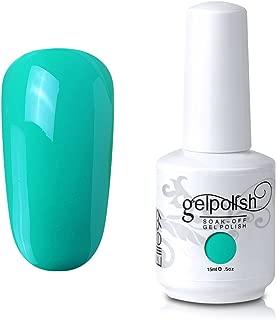 Elite99 Soak-Off UV LED Gel Polish Nail Art Manicure Lacquer Aquamarine 559 15ml