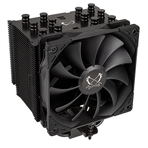 Scythe Mugen 5 Black Edition SCMG-5100BE - Ventilador para CPU, color negro
