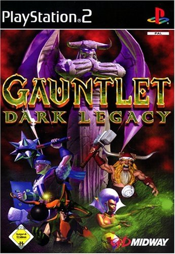 Midway Gauntlet Dark Legacy, PS2