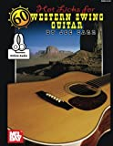 60 Hot Licks for Western Swing Guitar: With Online Audio