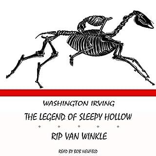 The Legend of Sleepy Hollow and Rip Van Winkle audiobook cover art